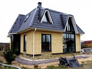 Крыша дома 3