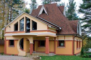Крыша дома 2