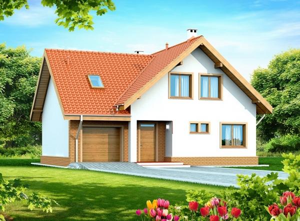 Дом и пеноблока