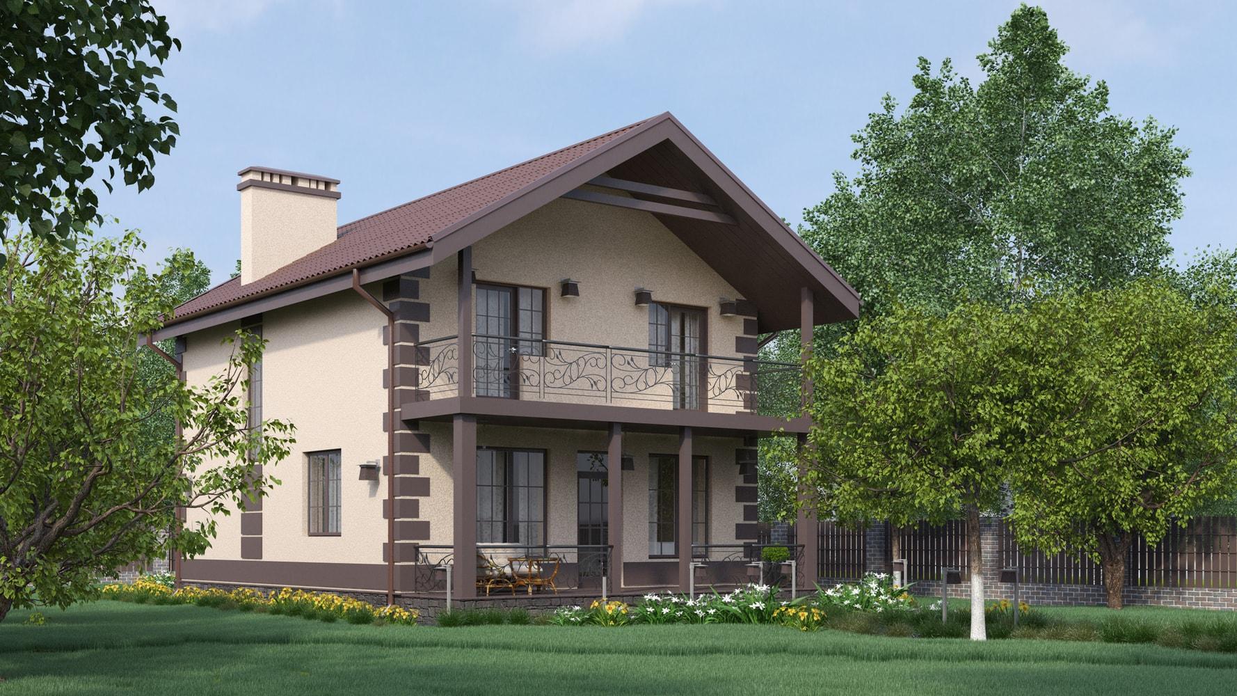 Проект дома КД - 119_1