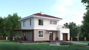 Проект дома КД - 127_2