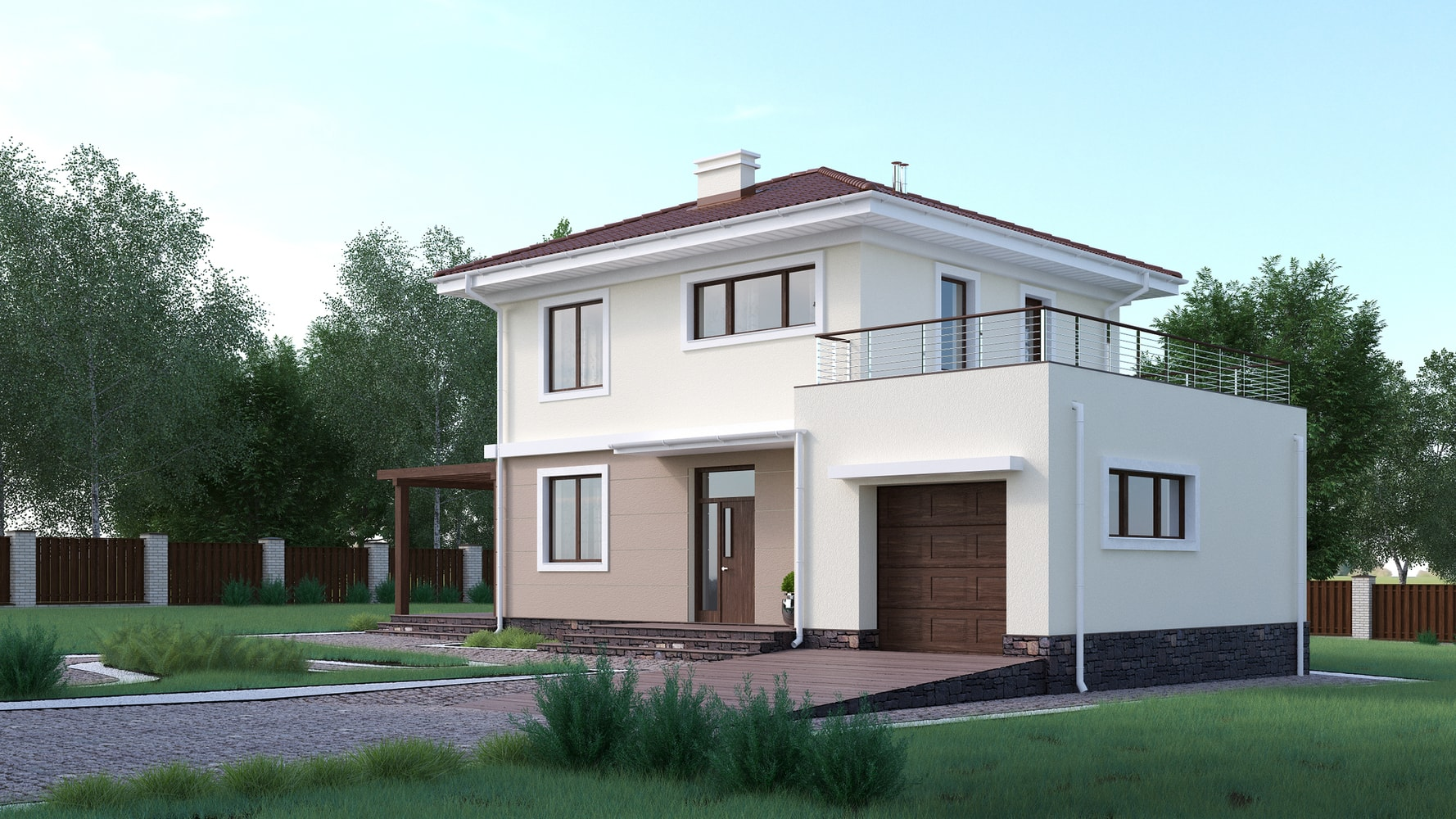 Проект дома КД - 127_4