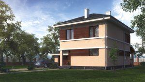 Проект дома КД - 136_3