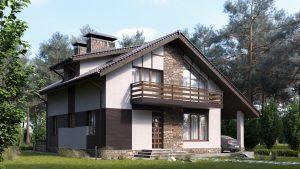 Проект дома КД - 139_3