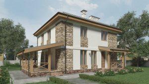 Проект дома КД - 158_1