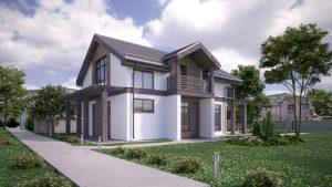 Проект дома КД - 172_1