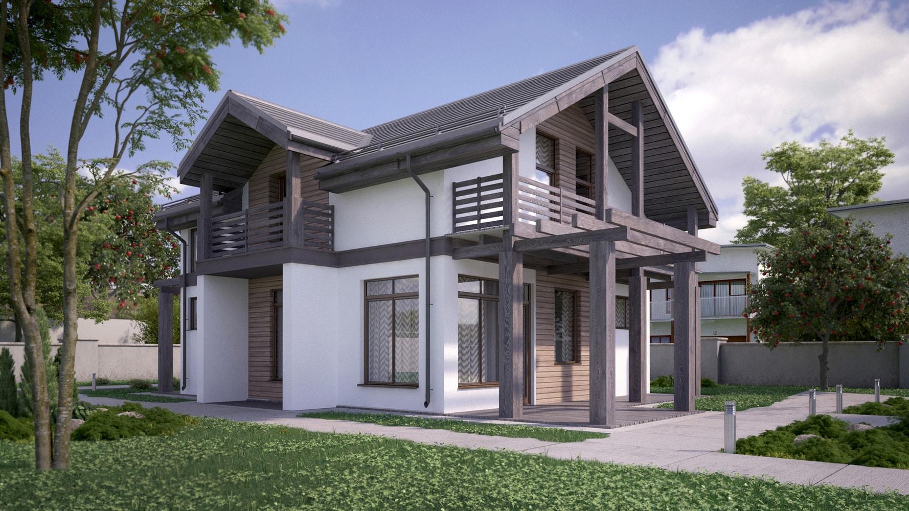 Проект дома КД - 172_2