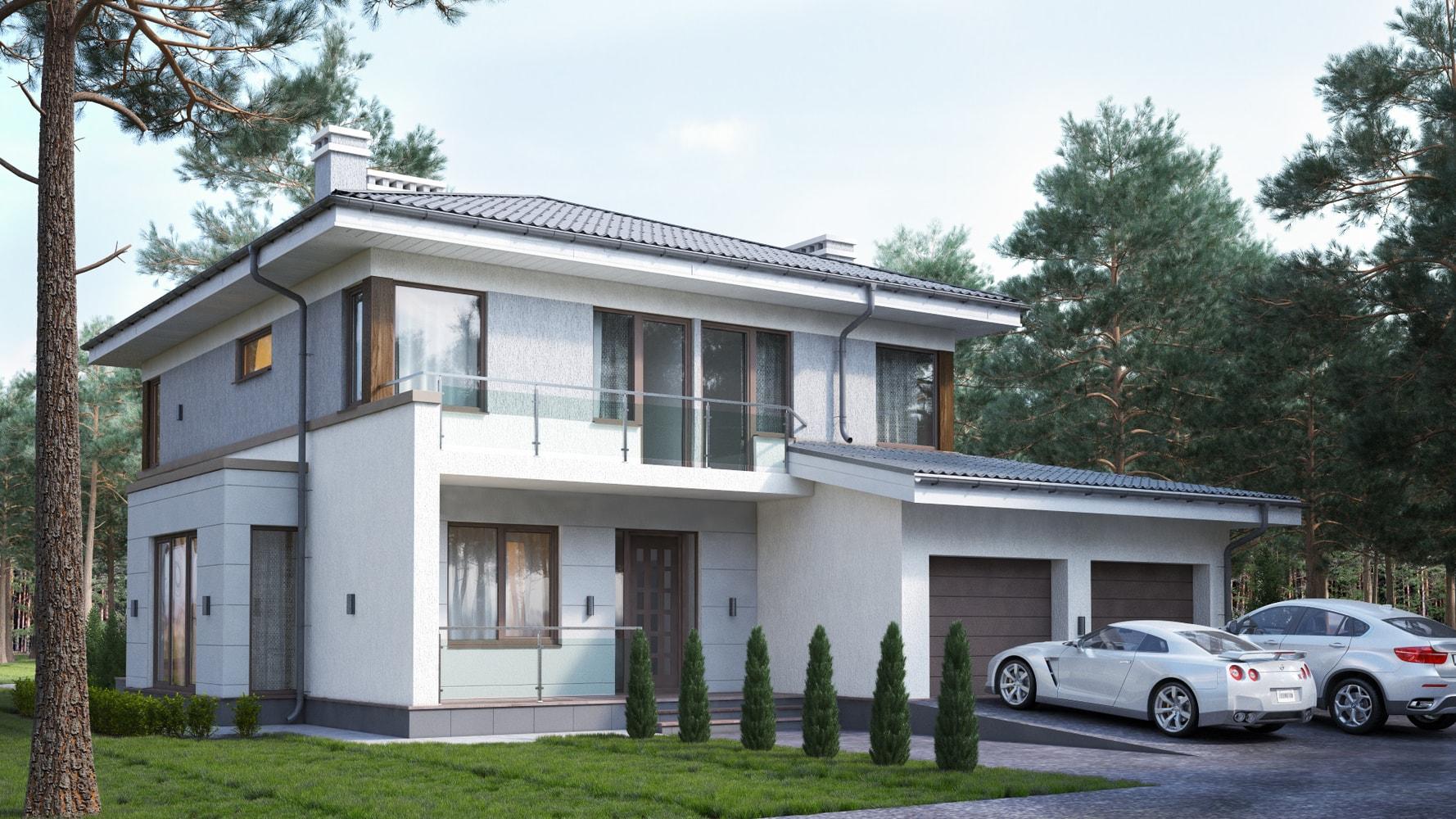 Проект дома КД - 239_3