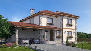 Проект дома КД - 249_2