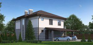 Проект дома КД - 250_1_1