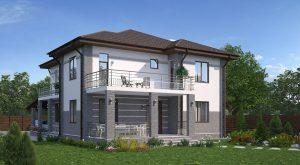 Проект дома КД - 250_1_3