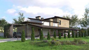 Проект дома КД - 250_2