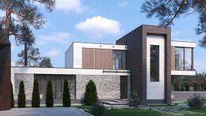 Проект дома КД - 253_3