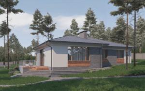 Проект дома КД - 262_2