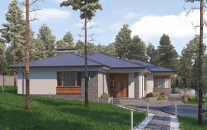 Проект дома КД - 262_3