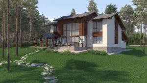 Проект дома КД - 269_2