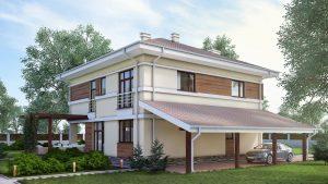 Проект дома КД - 284_2