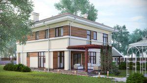 Проект дома КД - 284_3