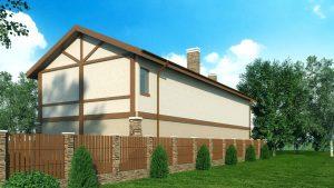 Проект дома КД - 292_4