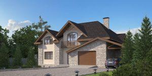 Проект дома КД - 310_1