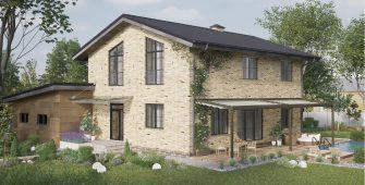 Проект дома КД - 364_1