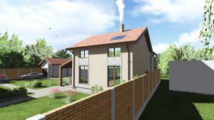Проект дома КД - 192-1_2