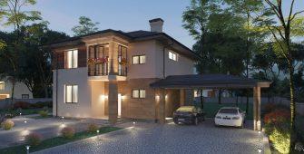 Проект дома КД - 204_3