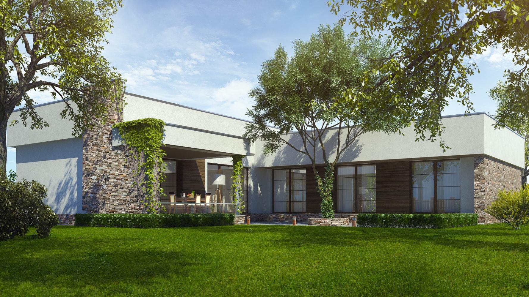 Проект дома КД - 207_1