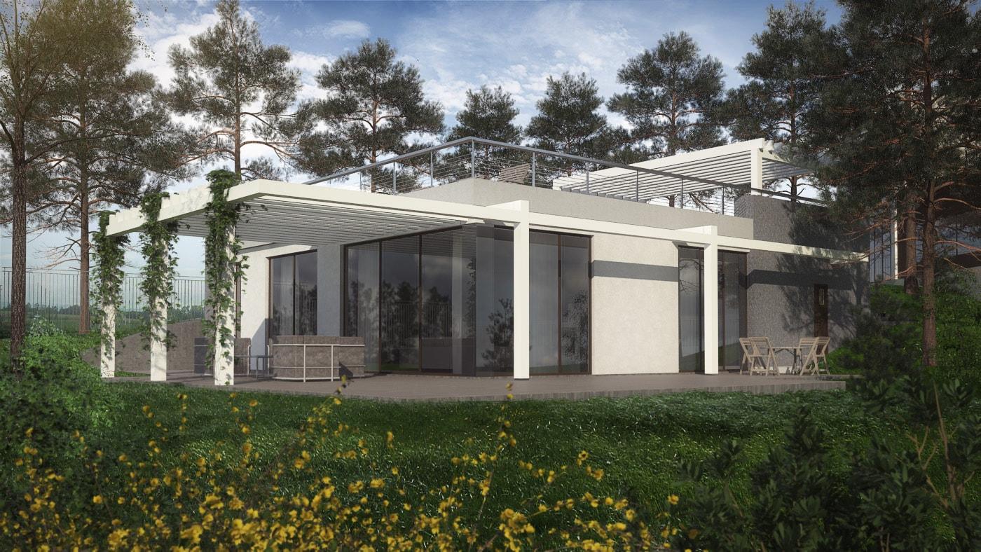 Проект дома КД - 219_1