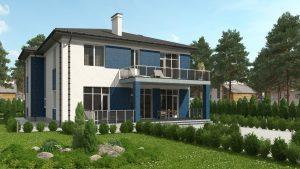 Проект дома КД - 306_1
