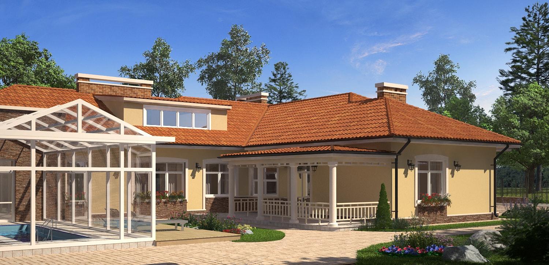 Проект дома КД - 352_3