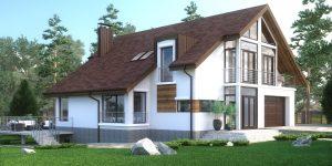 Проект дома КД - 371_1