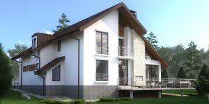 Проект дома КД - 371_2
