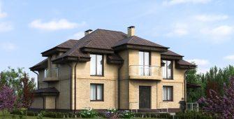 Проект дома КД - 375_1