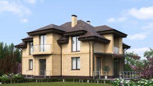 Проект дома КД - 375_4