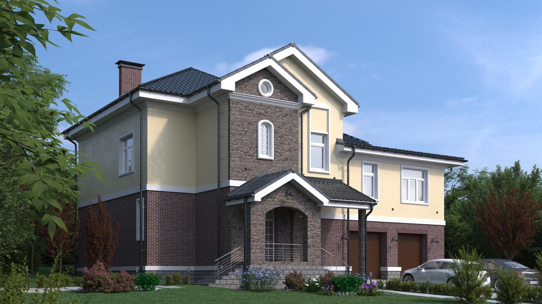 Проект дома КД - 432_1