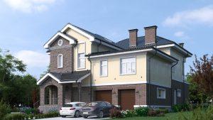 Проект дома КД - 432_2