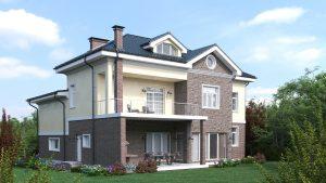 Проект дома КД - 432_3
