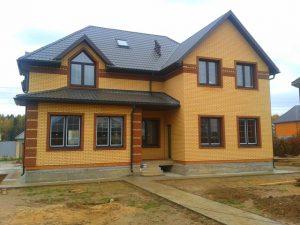 Крыша дома 4