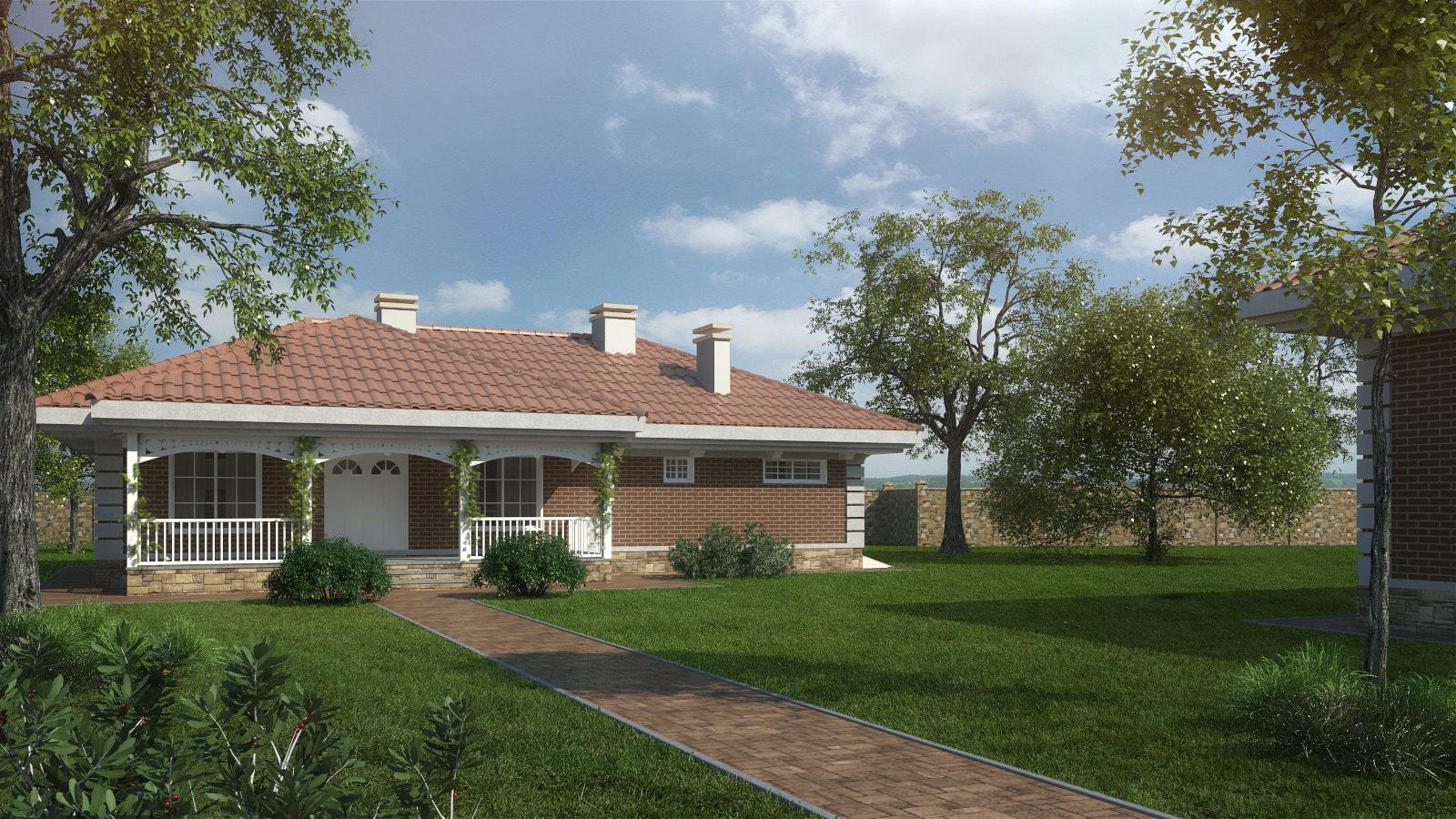 Проект дома КД - 108_1