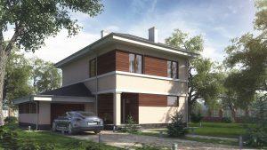Проект дома КД - 136_1