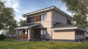 Проект дома КД - 136_4