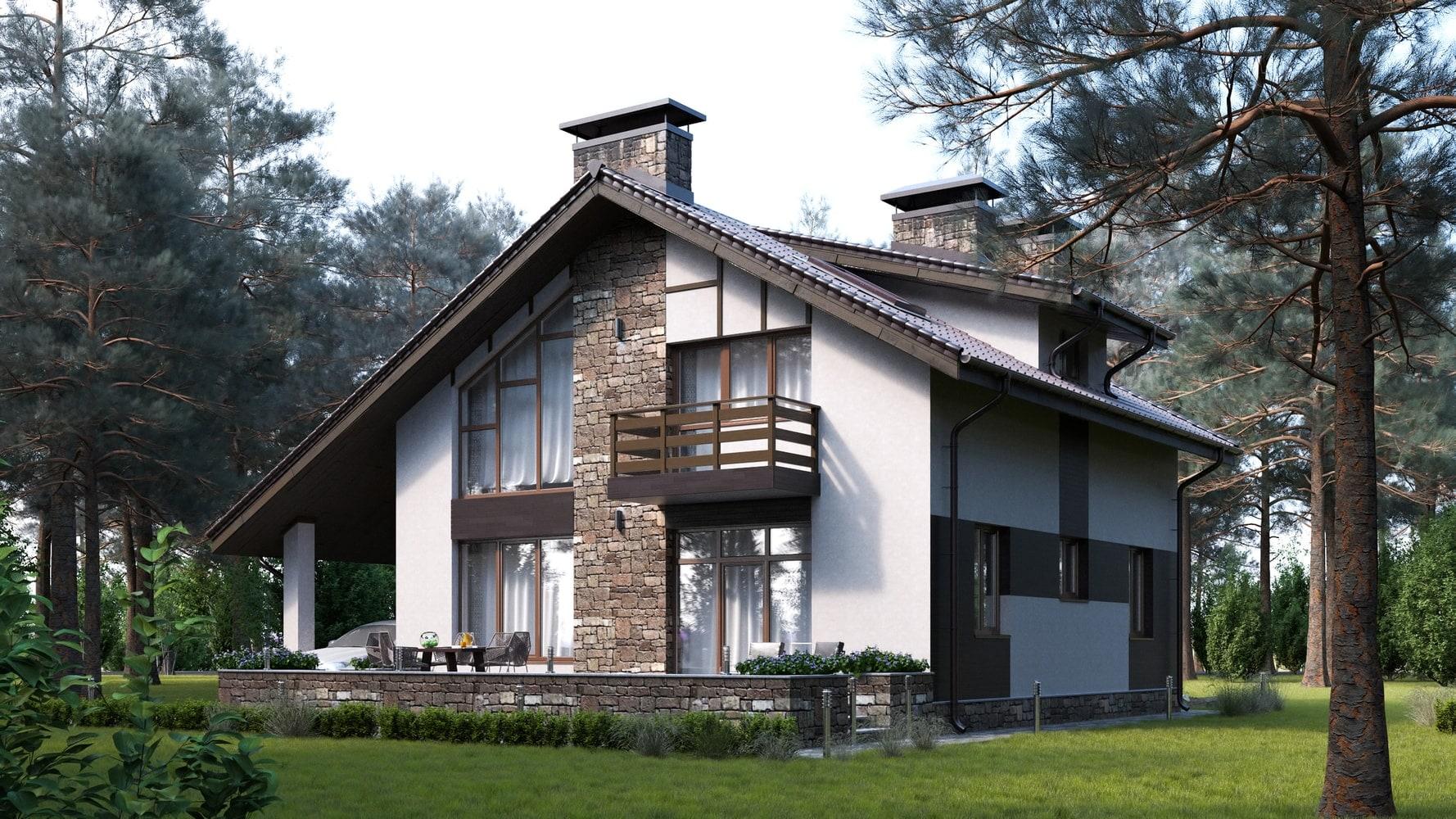 Проект дома КД - 139_1