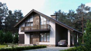 Проект дома КД - 139_2