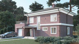 Проект дома КД - 171_1