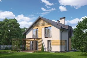 Проект дома КД - 182_4