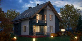 Проект дома КД - 188_1