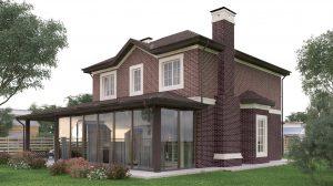 Проект дома КД - 206_2