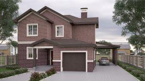 Проект дома КД - 206_3