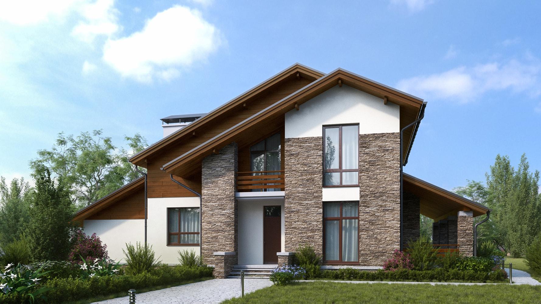 Проект дома КД - 228_2